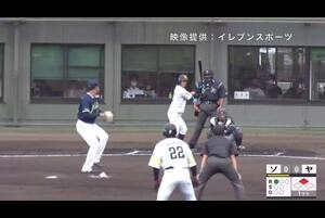 【ダイジェスト】11/19ソフトバンク VS ヤクルト SOKKEN フェニックスリーグ