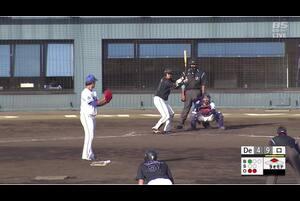 【9回表】ロッテ10点目! 11/27 DeNA VS ロッテ フェニックスリーグ