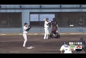 【3回裏】ソフトバンク9点目! 11/28 ソフトバンク VS 巨人 フェニックスリーグ