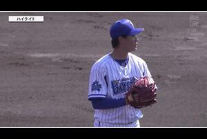 【ダイジェスト】11/13 DeNAvs.中日 フェニックスリーグ