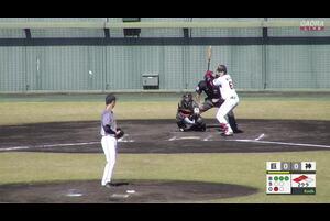 【2回裏】増田、タイムリースリーベースで先制! 11/13巨人vs阪神 フェニックスリーグ