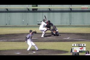 【4回裏】亀井、センターへのタイムリーヒット! 11/13巨人vs阪神 フェニックスリーグ