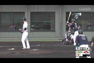 【2回表】久保拓眞、奪三振! 11/26ヤクルト VS オリックス フェニックスリーグ