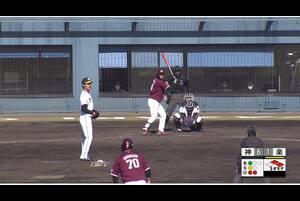 【5回表】楽天2点目! 11/29 阪神 vs 楽天 フェニックスリーグ