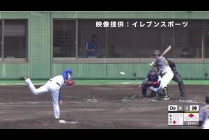 【2回表】植田海、タイムリーヒット! 11/26 DeNA VS 阪神 フェニックスリーグ