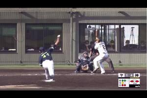 【7回裏】北條のタイムリーツーベース! 11/14阪神vsヤクルト フェニックスリーグ