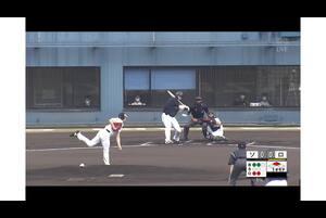 【1回表】髙田知季、ファインプレー! 11/17ソフトバンク VS ロッテ フェニックスリーグ