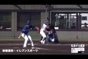 【6回裏】大村、ライトスタンドへのHR! 11/10ヤvs中 フェニックスリーグ