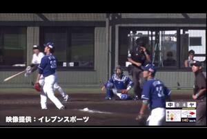 【5回裏】太田、右中間への2ランHR! 11/10ヤvs中 フェニックスリーグ