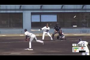 【1回裏】三森大貴、先制タイムリーヒット! 11/28 ソフトバンク VS 巨人 フェニックスリーグ