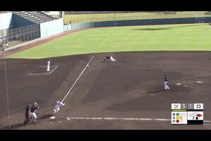 【7回裏】高濱、ファインプレー 11/12ソvsロ フェニックスリーグ