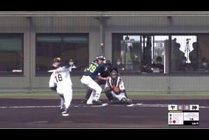 【1回表】宮本、ライトスタンドへの先制HR! 11/14阪神vsヤクルト フェニックスリーグ