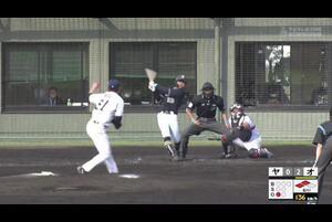 【4回表】宜保翔、犠牲フライ! 11/26 ヤクルト VS オリックス フェニックスリーグ
