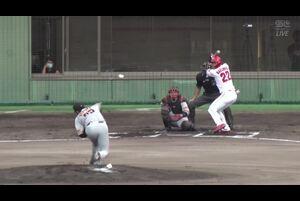 【ダイジェスト】11/19広島 VS 巨人 日南 フェニックスリーグ