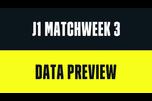 J1リーグ第3節を数字でプレビュー