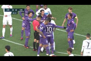 明治安田生命J1リーグ【第30節】広島vs札幌 ハイライト