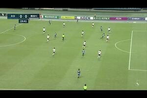 明治安田生命J1リーグ【第17節】大分vs横浜FC ハイライト