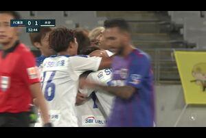 明治安田生命J1リーグ【第24節】FC東京vs大分 ハイライト