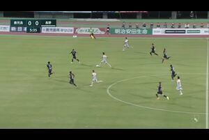 明治安田生命J3リーグ【第18節】鹿児島vs長野 ハイライト