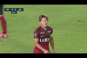 明治安田生命J1リーグ【第18節】鹿島vs湘南 ハイライト