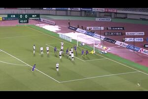 明治安田生命J1リーグ【第23節】広島vs神戸 ハイライト