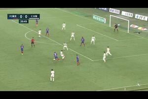 明治安田生命J1リーグ【第18節】FC東京vsC大阪 ハイライト