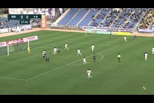 明治安田生命J2リーグ【第37節】福岡vs大宮 ハイライト