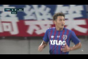 明治安田生命J1リーグ【第17節】FC東京vs仙台 ハイライト