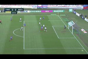 明治安田生命J1リーグ【第28節】FC東京vs横浜FM ハイライト