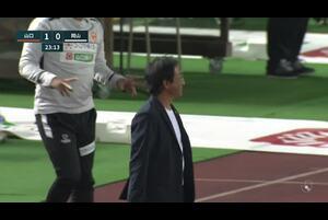 明治安田生命J2リーグ【第22節】山口vs岡山 ハイライト