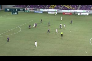 明治安田生命J2リーグ【第22節】京都vs大宮 ハイライト