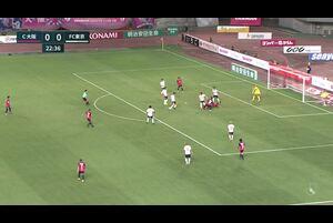明治安田生命J1リーグ【第9節】C大阪vsFC東京 ハイライト