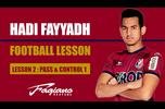 Pemain kami, Hadi Fayyadh, telah merakamkan beberapa latihan asas bola sepak untuk adik-adik di Malaysia. Latihan kedua adalah passing dan control episod 1.<br /> <br /> ファジアーノ岡山のハディ ファイヤッド選手(マレーシア出身)による、マレーシアの皆さまに向けてのサッカーレッスン動画です。第2弾はパス&コントロール1編。