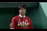 4/14【巨人vs中日】高橋由伸氏による始球式