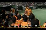 4/21【巨人vs阪神】2回裏 岡本が反撃の第2号ソロ!見事にすくいあげた打球は左中間スタンドへ!