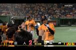 4/20【巨人vs阪神】ハイライト 松原に本塁打、中盤点差詰めるも逃げきられ伝統の一戦・カード初日は巨人に黒星