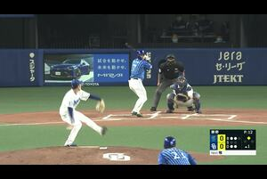 中日 vs 横浜DeNA(バンテリンドーム ナゴヤ)のハイライト動画。