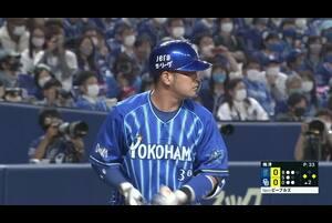 5/3 中日 vs 横浜DeNA ハイライト