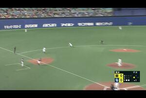 中日 vs 阪神(バンテリンドーム ナゴヤ)のハイライト動画。