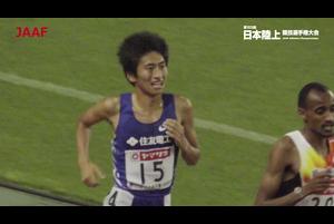 5月19日(日)ヤンマースタジアム長居で開催した、第103回日本陸上競技選手権大会10000m。<br /> 男子は田村、女子は鍋島が優勝した。<br /> <br /> ・田村和希(住友電工)28分13秒39<br /> ・鍋島莉奈(日本郵政グループ)31分44秒02<br /> <br /> 第103回日本選手権<br /> https://www.jaaf.or.jp/competition/detail/1421/