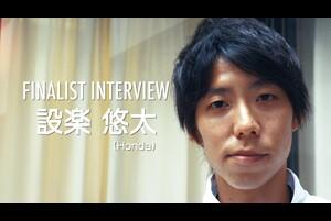 2019年9月15日に行われる東京オリンピック男女マラソン代表選考会「マラソングランドチャンピオンシップ(MGC)。<br /> <br /> 今年2月の東京マラソンで男子マラソン日本記録を16年ぶりに更新する2時間06分11秒をマークして日本人1位となり、その出場権を得たMGCファイナリスト、設楽悠太選手(Honda)のインタビューです。<br /> <br /> ▼詳しくは▼<br /> https://www.jaaf.or.jp/news/article/12239/<br /> <br /> ▼MGC特設サイト▼<br /> http://www.mgc42195.jp/