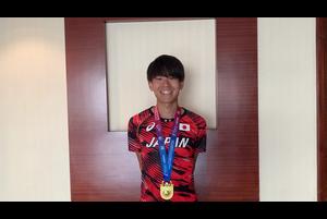 2019年12月22日(日)中国・東莞で開催された第17回アジアマラソン選手権大会にて、神野大地選手(セルソース)が2時間12分18秒で優勝、金メダルを獲得しました。<br /> <br /> ▼大会情報はこちら<br /> https://www.jaaf.or.jp/competition/detail/1502/