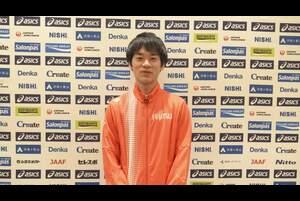 第104回日本選手権男子・女子20km競歩が、東京オリンピックの代表選考会を兼ねて、2月21日(日)、兵庫県神戸市の六甲アイランドで開催されます。<br /> <br /> 男子20km競歩でオリンピック代表に内定済みの高橋英輝選手(富士通)の大会に向けてのコメントです。<br /> <br /> 大会の模様は、<br /> ・日本陸連公式YouTubeチャンネル(https://www.youtube.com/watch?v=Ek2uMf5MFCs )<br /> ・応援TV・日本陸連公式チャンネル(https://ohen.tv/channel/)<br /> ・日本陸連公式Twitter(https://twitter.com/jaaf_official)<br /> にてライブ配信を予定しています。<br /> <br /> エントリーや配信等、大会に関する詳細は、https://www.jaaf.or.jp/competition/detail/1506/ をご参照ください。