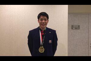 第18回アジア競技大会の陸上競技の男子100mで銅メダルを獲得した山縣亮太(セイコー)からのコメントをお届けします。<br /> <br /> <br /> 応援ありがとうございました!<br /> <br /> ▼大会詳細▼<br /> http://www.jaaf.or.jp/competition/detail/1274/<br /> <br /> ★日本陸連<br /> http://www.jaaf.or.jp/