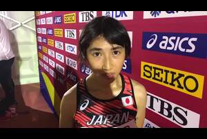 2019年9月27日(金)~10月6日(日)にカタール・ドーハのハリーファ国際スタジアムで開催された「第17回世界陸上競技選手権大会」。<br /> <br /> 大会9日目の女子5000m決勝で、田中希実選手が日本歴代2位の15分0秒01をマークして14位となりました。<br /> <br /> <br /> <br /> ▶ドーハ世界陸上特設サイト<br /> https://www.jaaf.or.jp/wch/doha2019/