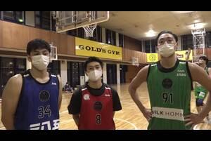 【バスケ】Bリーガーだらけの3x3対決!TOKYO DIME vs HACHINOHE DIME