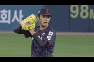 【U-18野球W杯】韓国vs.日本 2019/9/6ダイジェスト