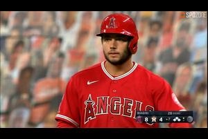 【MLB】3安打2打点の活躍でチームの火付け役となったフレッチャー 8.26 エンゼルス@アストロズ