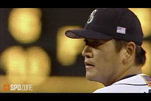 """【MLB過去名場面集】メジャー史上タイ シーズン最多勝利を締めくくったのは""""大魔神""""佐々木 2001.10.6"""