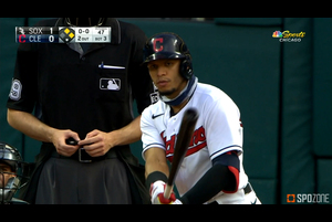 【SPOZONE MLB】<br /> 3安打3打点の活躍を見せたセザー・ヘルナンデスがSPOZONE Today's Match MVPに選出!!ツーベース19本はア・リーグトップ!!